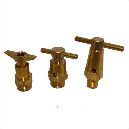 Brass Screw Type Air Cock