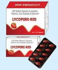 Lycopure Red Capsule