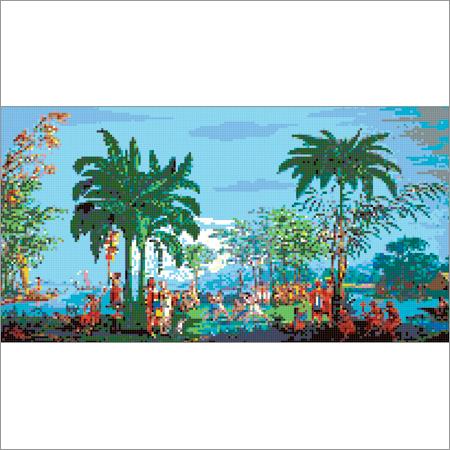 Landscape Mosaic Tiles