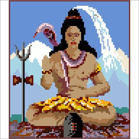 Shiv Ji Mosaic Tiles
