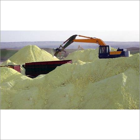 Sulphur Granules