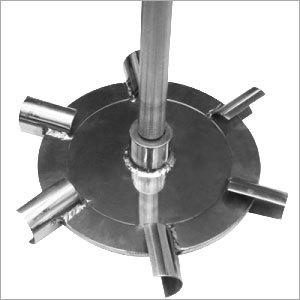 Disc Turbine Impeller