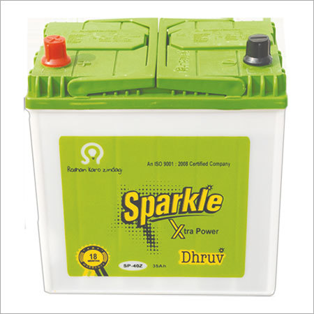 Sparkle Xtra Power Battery