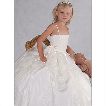 Baby Girl Flower Gown