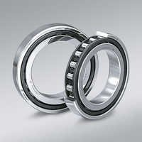 Ultra High Speed Single Row Cylindrical Roller Bearings