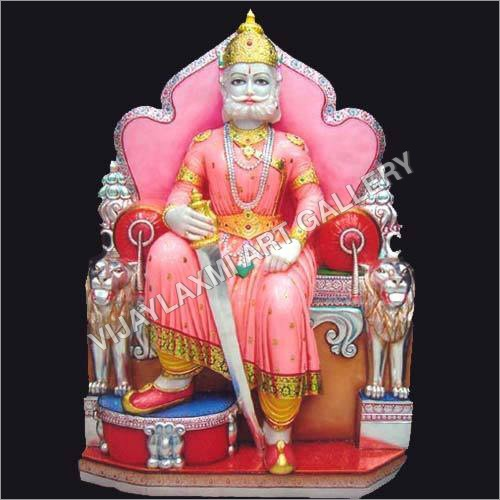 Marble Aggrashen Statue