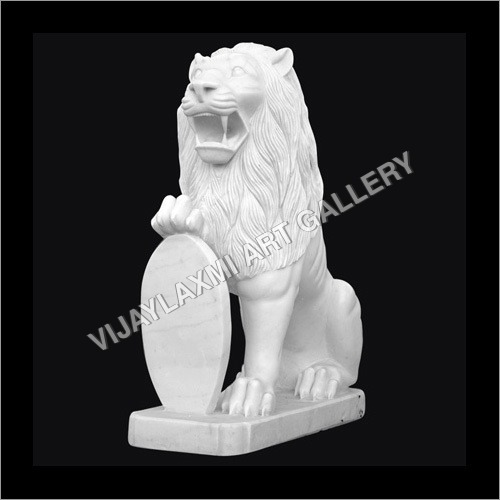 Marble Animal Statue