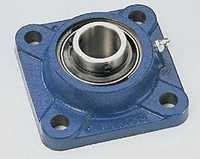 Four Bolt Square Bearing Blocks