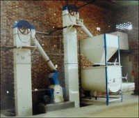 sami cattle and poultry feed plant machinery
