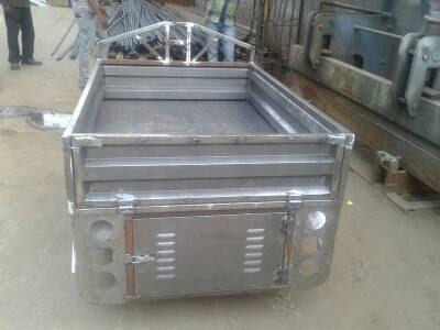 e rickshaw chassis Part