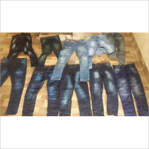 Funky Wash Denim