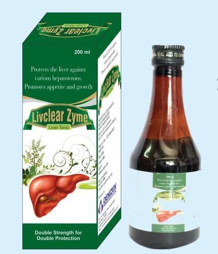 Livclear Zyme Syrup