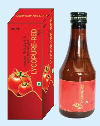 Food Lycopure Red Syrup