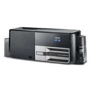 Fargo ID Card Printer and Laminator