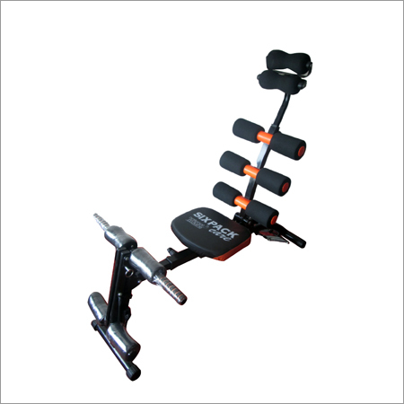 Six Pack Gym Equipment