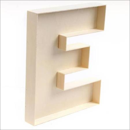Plastic Hollow Letter