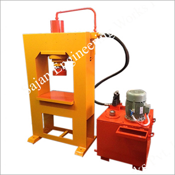 Hydraulic Cement Tile Press