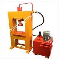Hydraulic Cement Tile Press