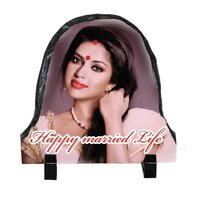 Sublimation Rock Photo Frame (VSH-02)