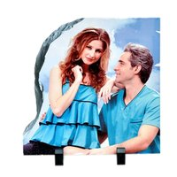 Sublimation Rock Photo Frame (VSH-33)