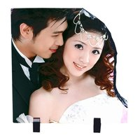 Sublimation Rock Photo Frame (VSH-34)