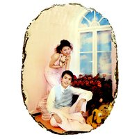 Sublimation Rock Photo Frame (VSH-35)