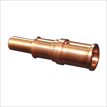 CNC Copper Turned Parts