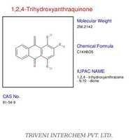 1,2,4-Trihydroxyanthraquinone