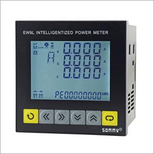 Mtec Ew9L- Lcd Multi-Function Energy Meter Accuracy: 0.5 Mm
