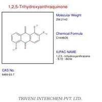 1,2,5-Trihydroxyanthraquinone