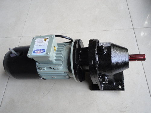 AC Brake Geared Motor