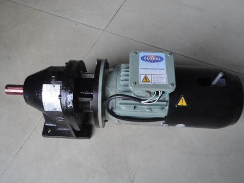 Brake Geared Motor