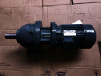 Geared Motor for LT