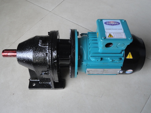 Horizontal Foot Mounted Gear Motor