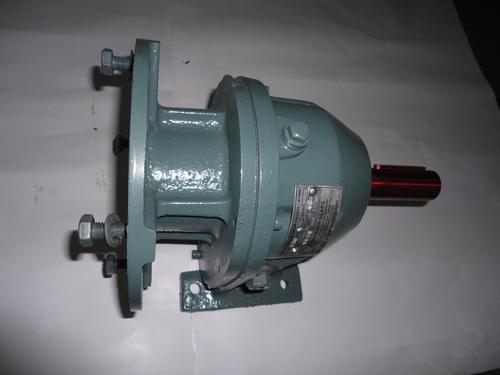 Adapter Type Helical Gear Box