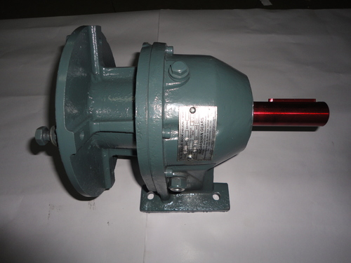 Helical Foot Mounted Gear Box
