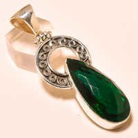 CHROME DIOPSIDE VINTAGE STYLE