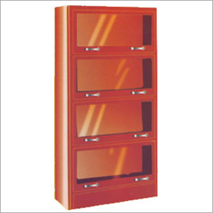 Bookcase Unit with 4 compartments