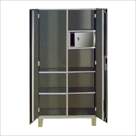 Steel Major Cupboard with Vertical Partition