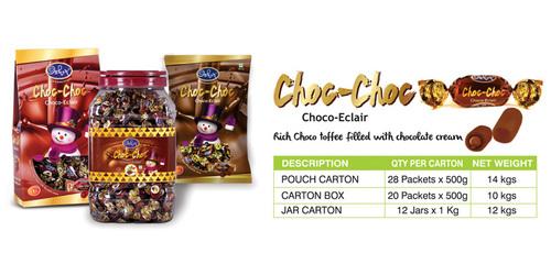 Choc-Choc (Choco Eclair)