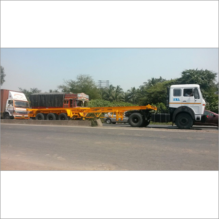 Heavy Duty Truck Trailer