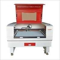 Visual Laser Cutting Machine with CCD Camera