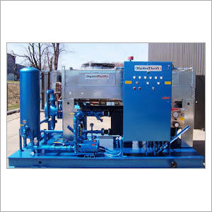 Industrial Water Cooling Plant