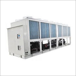 Industrial Packaged Chillers