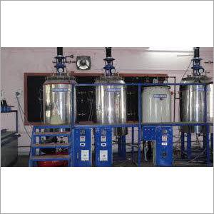 Industrial Bioreactor Vessel