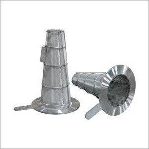 Fabrication Cone Strainer