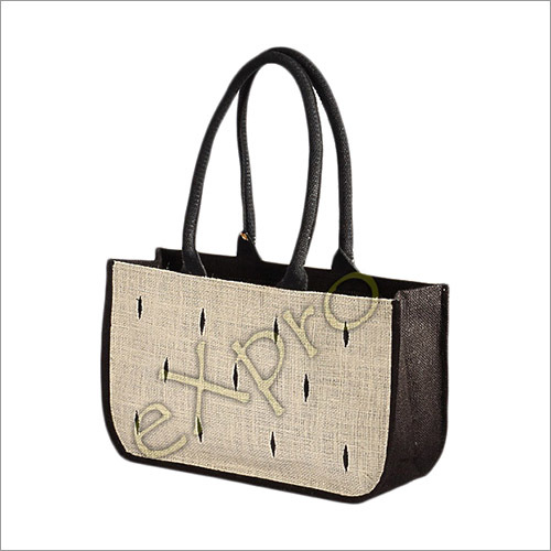 Fancy Jute Handbag