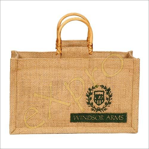 Stylish Jute Promotional Bag