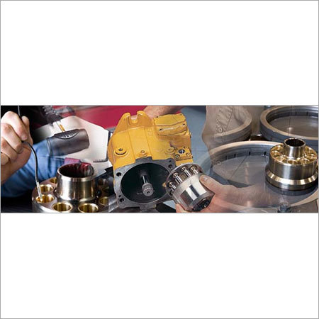 Hydraulic Pumps Repair Service