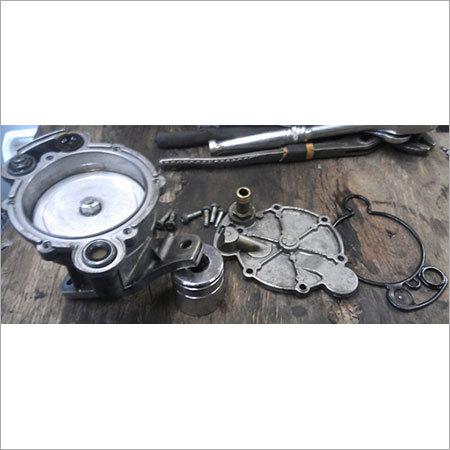 Hydraulic Pump Maintenance Service